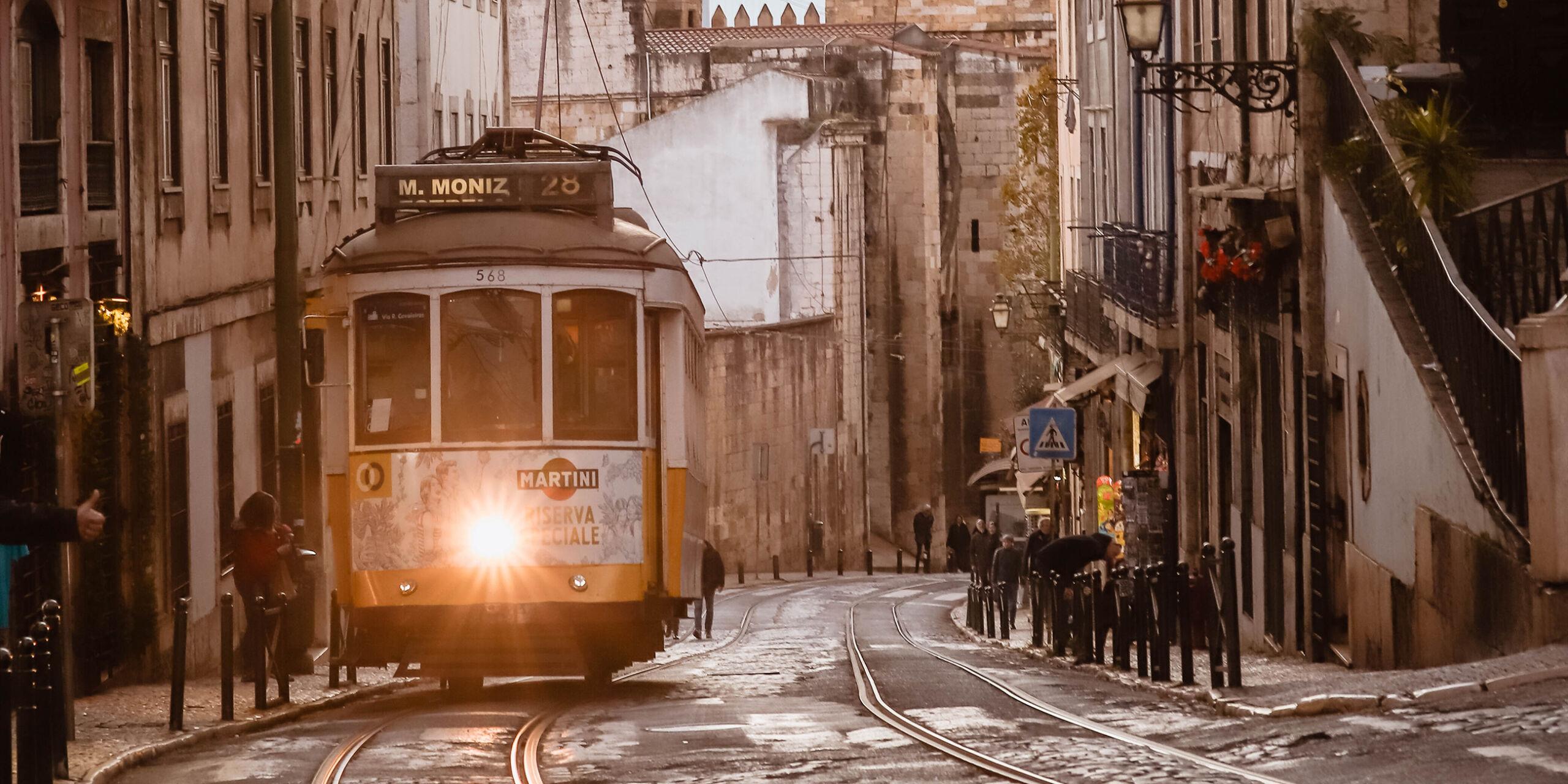 Matéria de viagem Lisboa