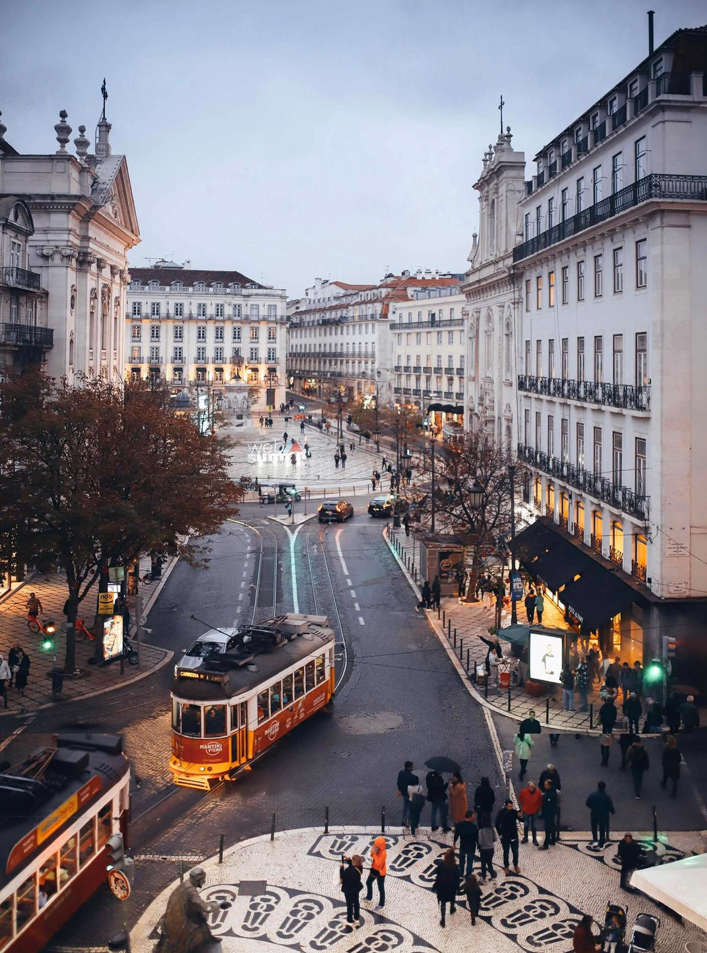 largo do chiado Lisboa