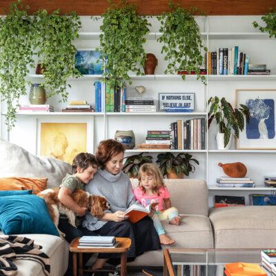 Apartamento da artista Ani Cuenca