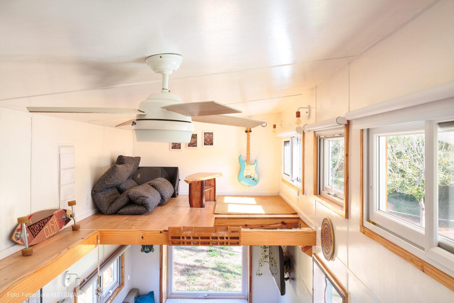 Tiny House no Brasil, Histórias de Casa