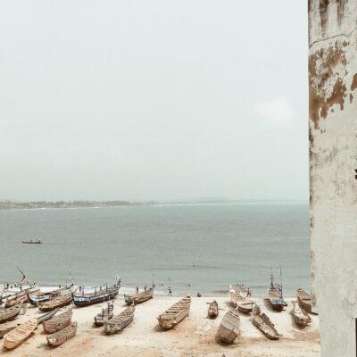 Viagem e voluntariado em Gana