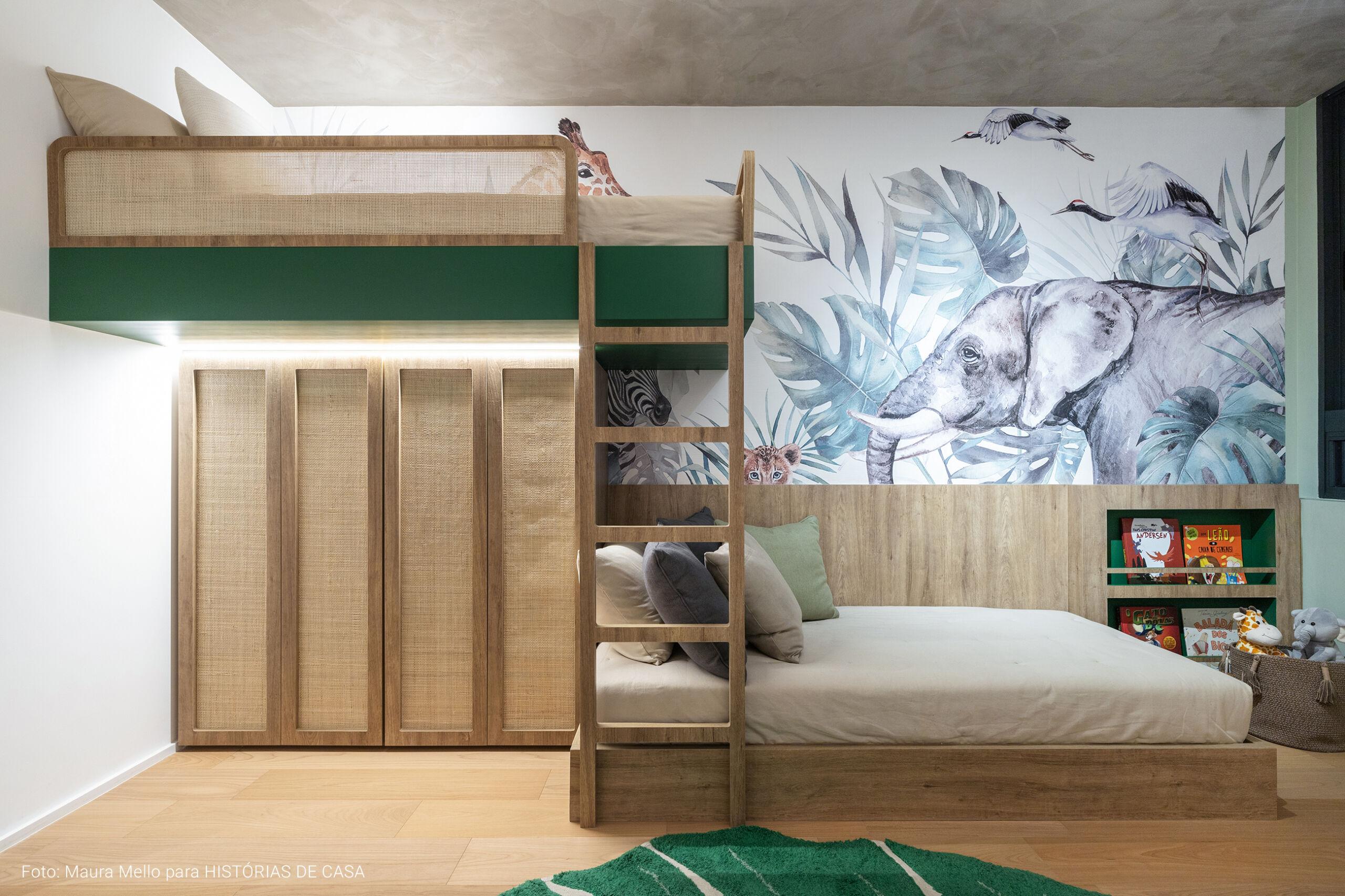 Apartamento novo com ideias de otimização do espaço
