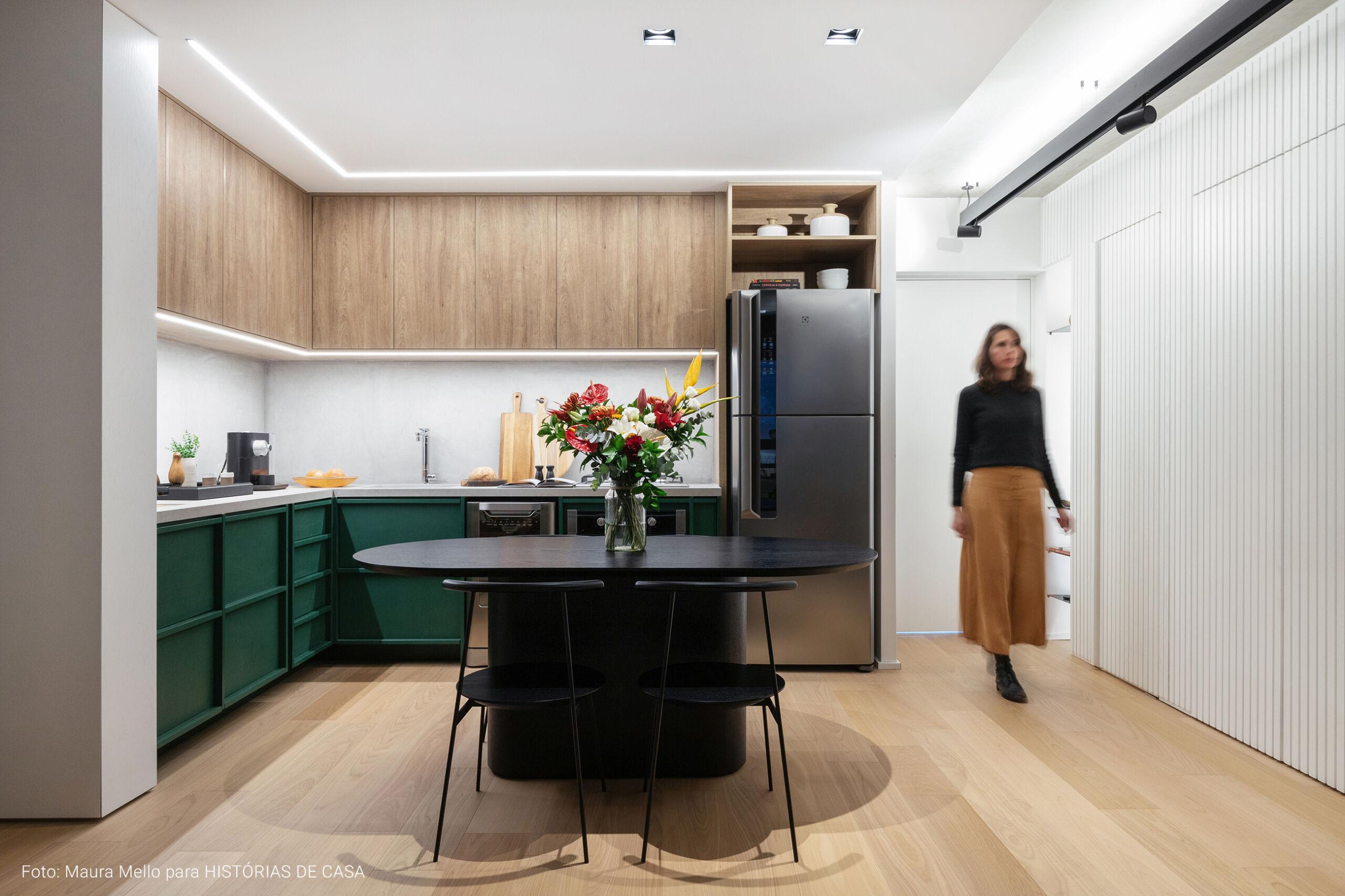Apartamento decorado Idea Zarvos Floresta
