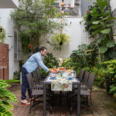 Casa Astral no Histórias de Casa, com Leandro Venera